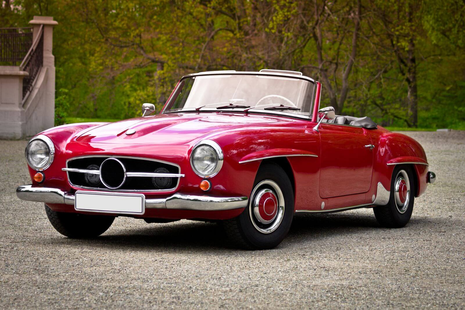 Classic : Luxury : Exotic : Collector Cars for Sale : The Motor Masters