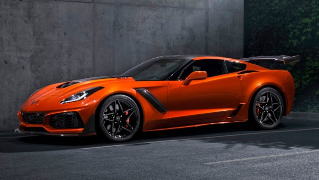 2019 Chevorlet Corvette ZR1: The Fastest And Most Powerful Corvette Ever