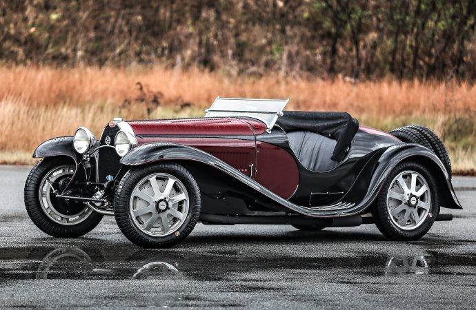 First Bugatti Type 55 Headlines Gooding's Scottsdale Auction