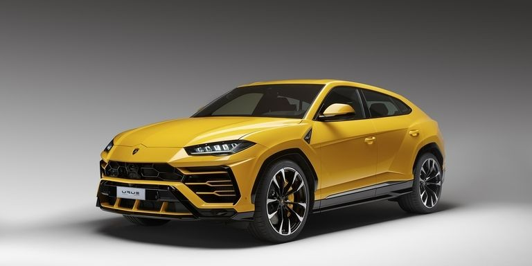 World's Fastest SUV Revealed: 2019 Lamborghini Urus