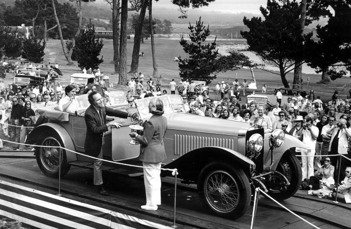 Jules Heumann, Co-Chair Of Pebble Beach Concours D'Elegance For Over 3 Decades, Passes At 93