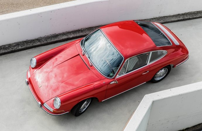 Oldest Porsche 911 Barnfind Restored And Showcased In Porsche Museum