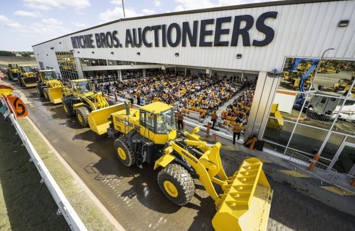 Ritchie Bros. Enters Collector Car Marketplace With Purchase Of Leake Auction Company