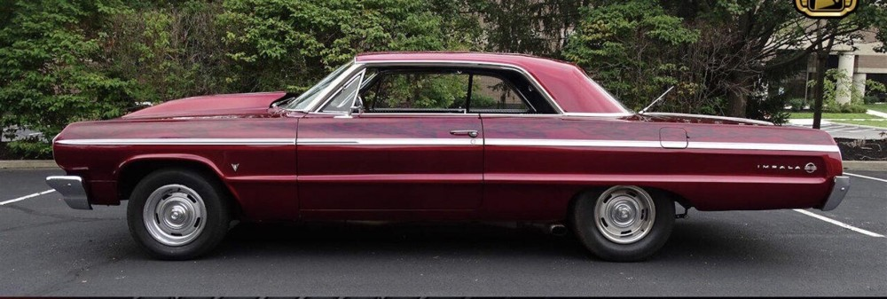 1964 Chevrolet Impala SS for Sale : The Motor Masters