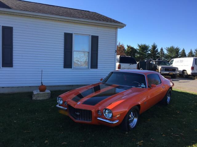 1970 Chevrolet Camaro RS/SS : Camaro Cars for Sale