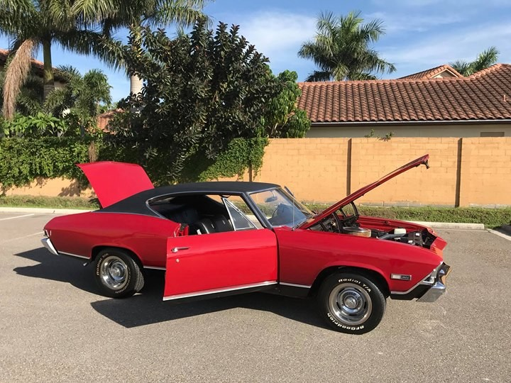 Used 1968 Chevrolet Chevelle SS for Sale : The Motor Masters