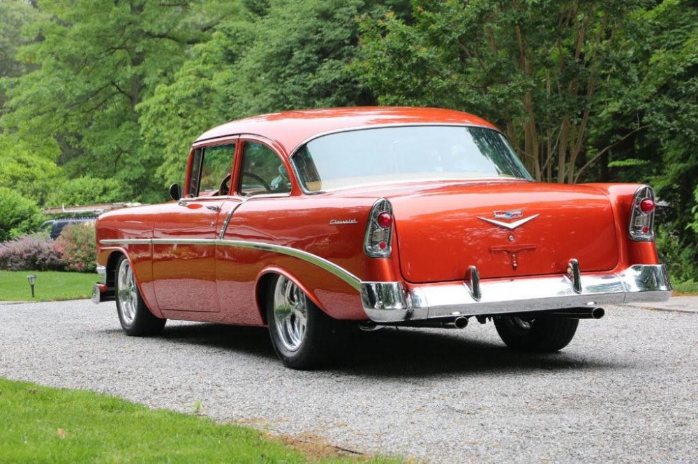 classic Chevy Bel Air 210 Restomods for sale