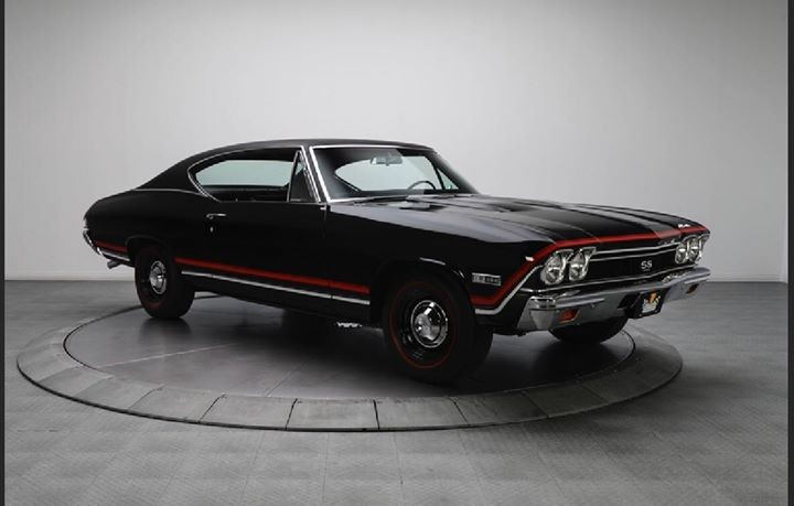 classic Chevy Chevelle SS for sale