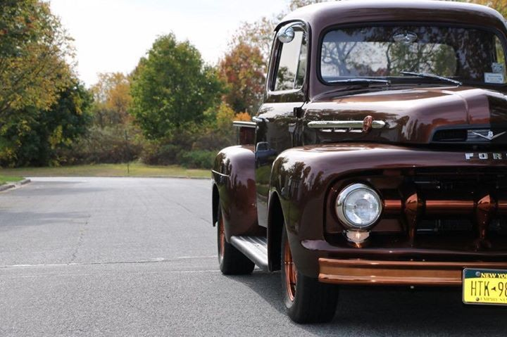 1951 Ford F1 Pickup for sale in USA