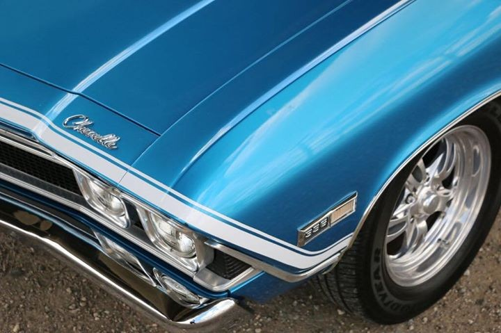 Chevrolet Chevelle SS tribute for sale in USA