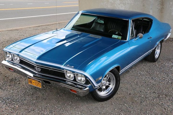 1968 Chevrolet Chevelle SS tribute for sale