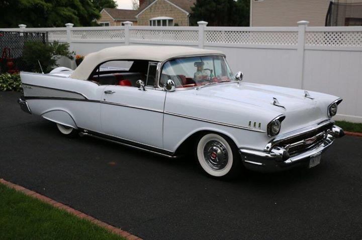 Chevrolet Bel Air Convertible for sale