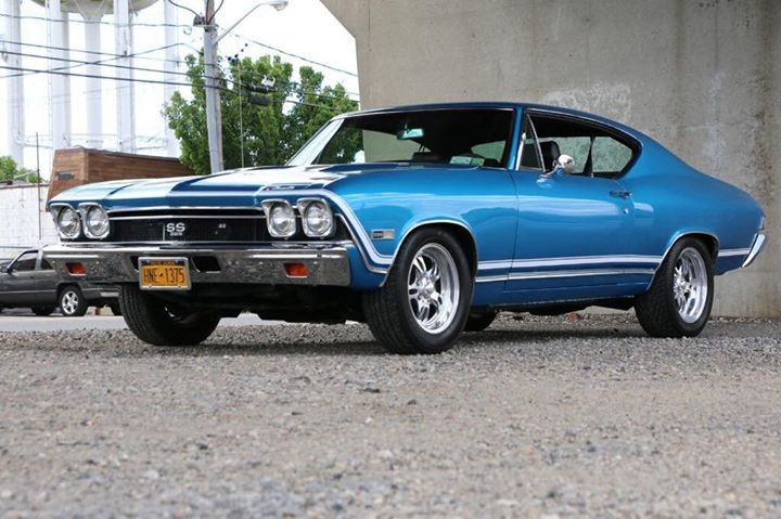 1968 Chevy Chevelle SS Tribute for sale