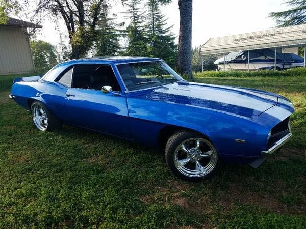 classic chevy Camaro for sale