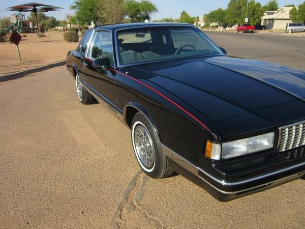classic chevy monte carlo for sale in USA