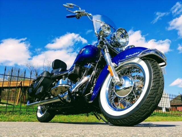 Harley Davidson motorcycles for sale in USA