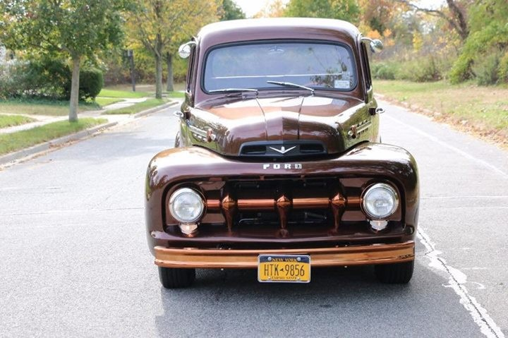 1951 Ford F1 Pickup for sale in Florida