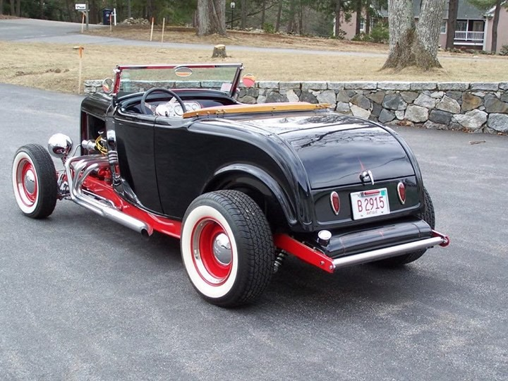 Vintage Hot Rods for sale