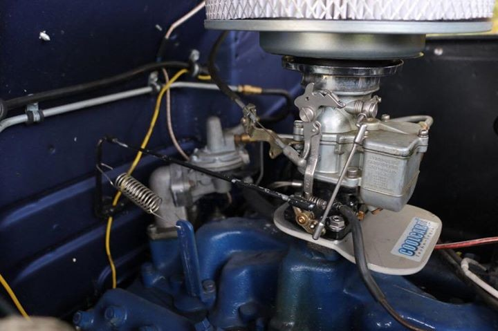 Ford F1 Pickup truck Engine