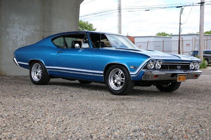 1968 Chevrolet Chevelle SS tribute for sale in Florida