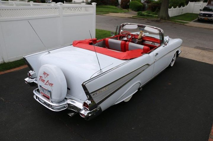 Chevrolet Bel Air Convertible for sale in Florida