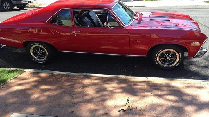 1971 Chevorlet Nova for sale