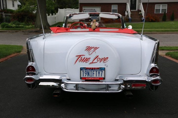 Chevrolet Bel Air Convertible for sale in USA