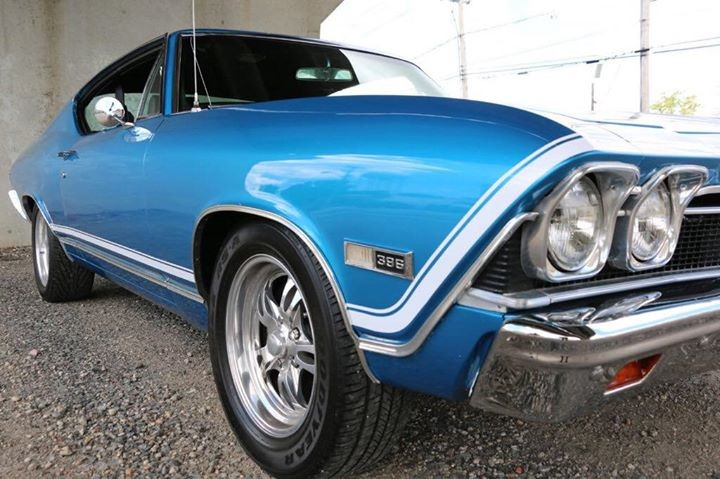Chevrolet Chevelle SS tribute for sale