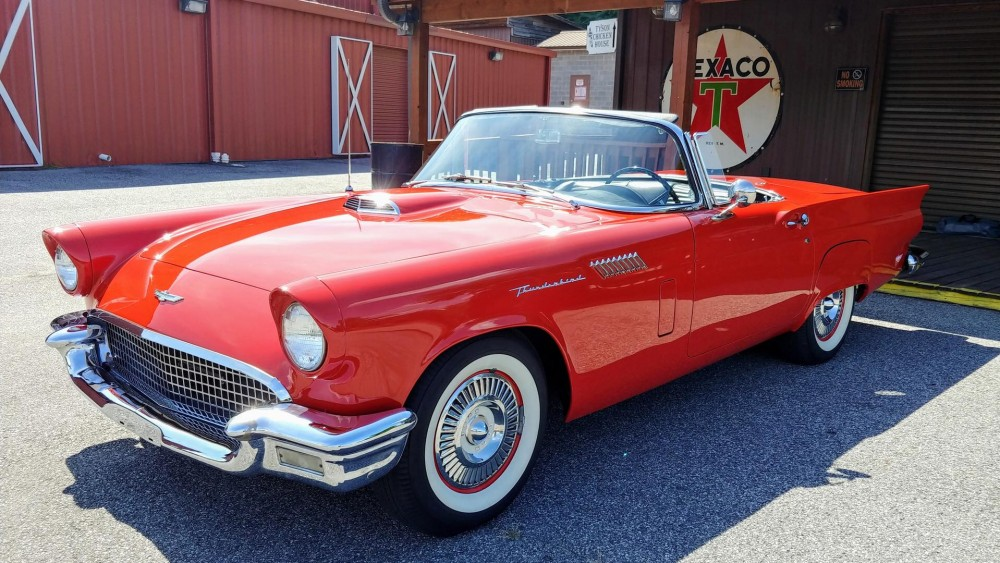 Ford Thunderbird cars for sale
