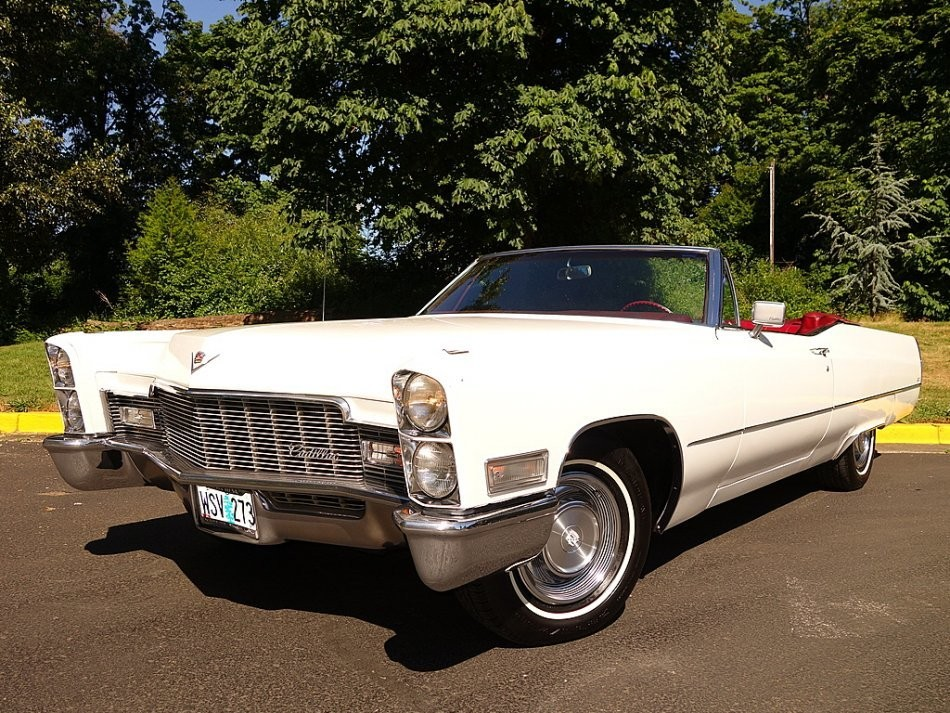 Cadillac Coupe For Sale >> 1968 Cadillac Coupe DeVille Convertible For Sale : The