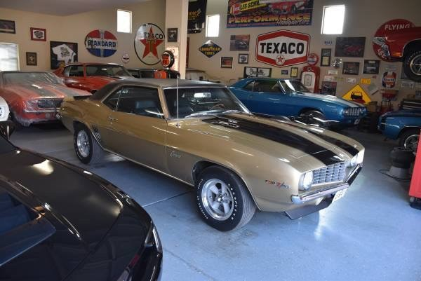 Chevy Camaro X77 for sale in USA