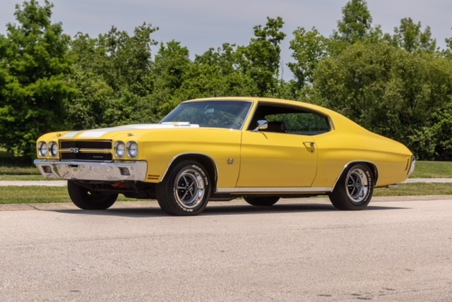 Chevy Chevelles for sale in USA