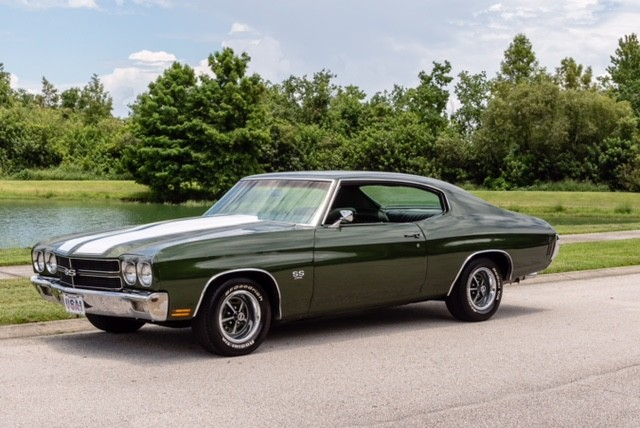classic Chevelles for sale in USA