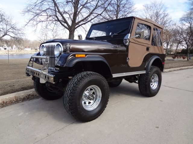 Classic Jeeps For Sale >> 1980 Jeep Cj5 Base Classic Jeeps For Sale The Motor Masters