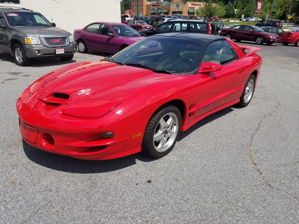 Pontiac Trans for sale in USA