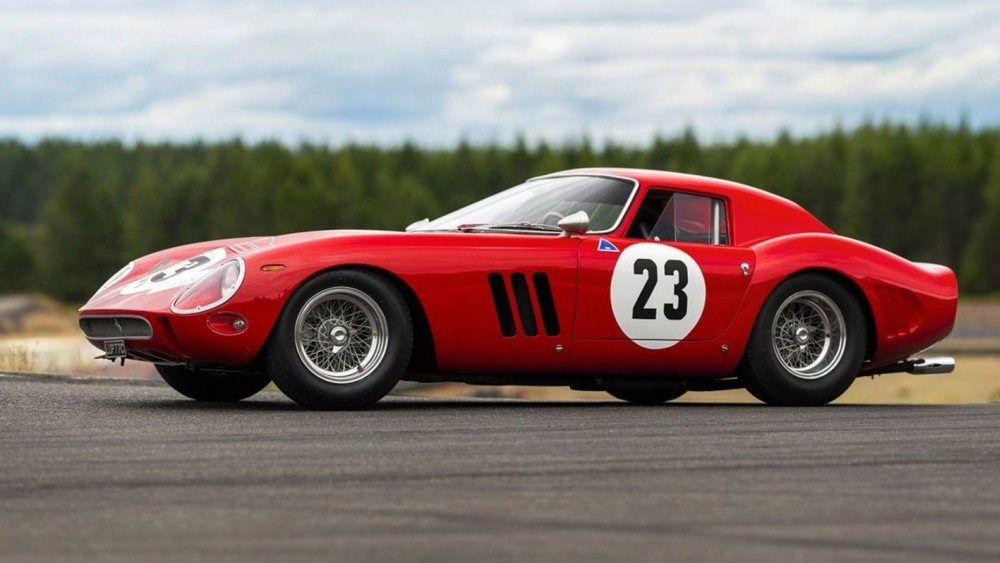 Rare 1962 Ferrari 250 GTO Sells For Record $48.4 Million