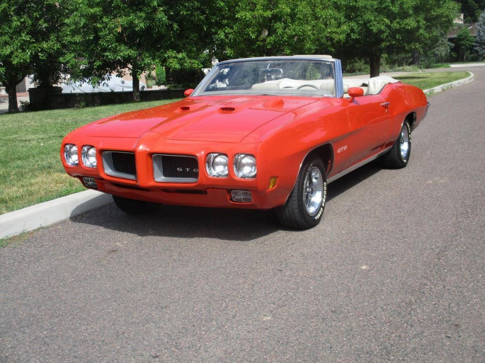 Pontiac GTOs for sale in USA
