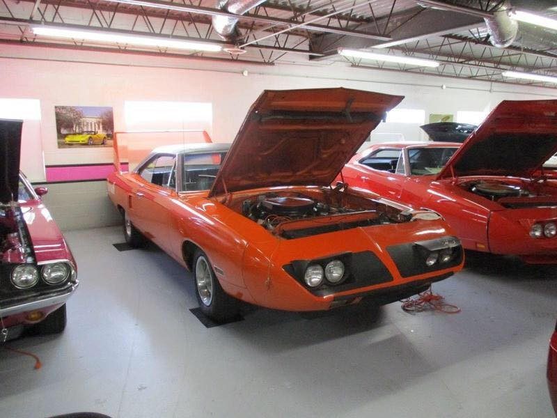 1970 Plymouth Roadrunner Superbird For Sale The Motor Masters
