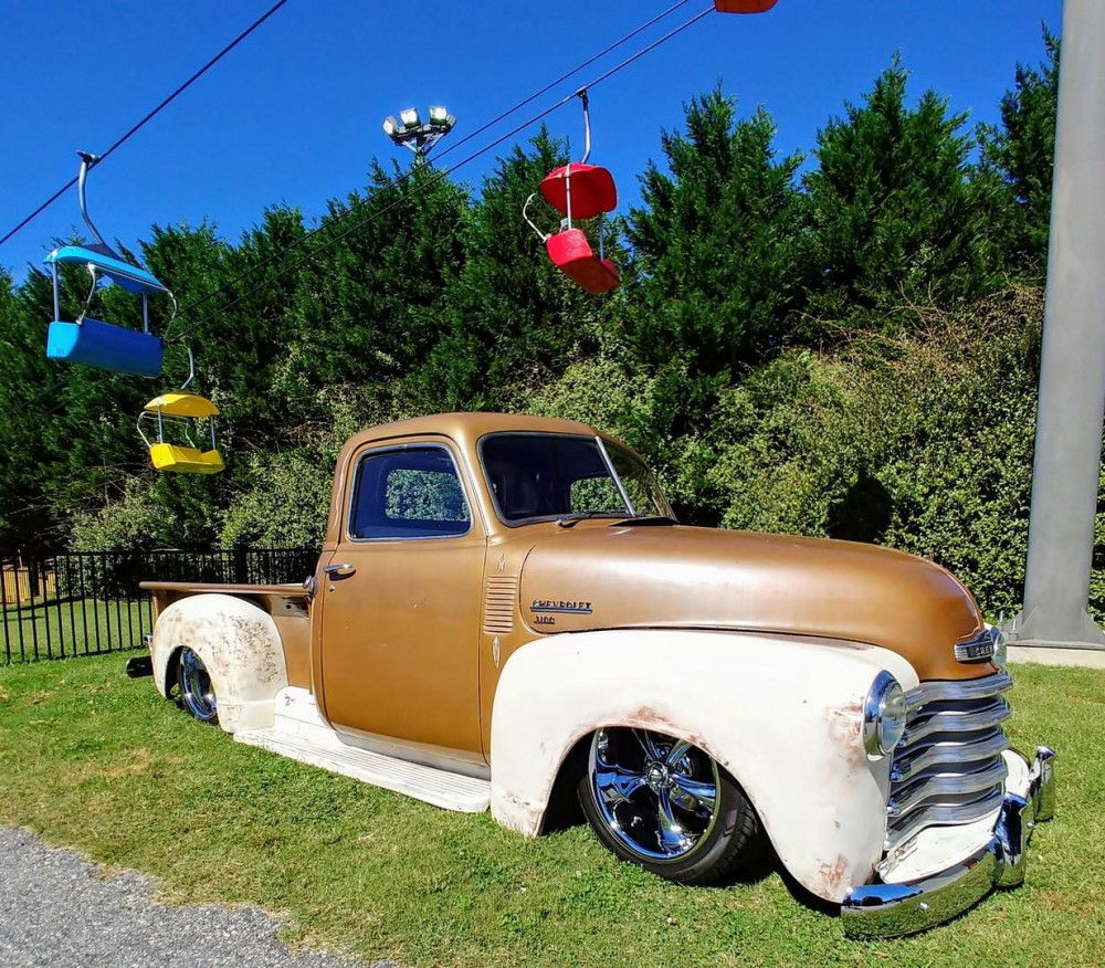 1949 Chevy Pickup Truck 3100 Hot Rods For Sale The Motor Masters